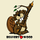Beavers Love Wood